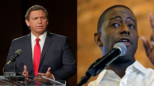 New poll: Andrew Gillum leading race for Florida governor