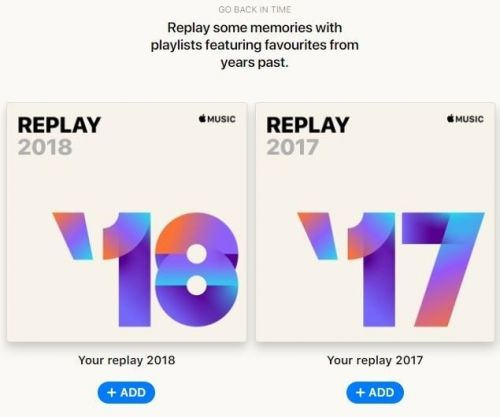 Quell your Spotify Wrapped jealousy with Apple Music Replay