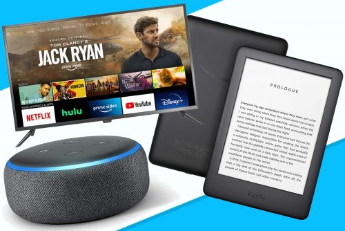 Amazon Echo devices, Kindles up to 70 percent off for Alexa birthday deals