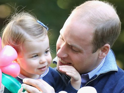 Prince William mistook a childhood photo of himself for Princess Charlotte, and we found 6 pictures that show how similar they are