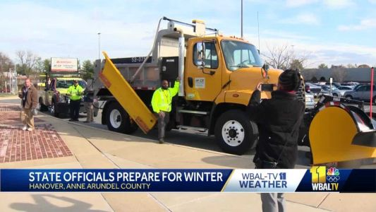 SHA Snow Show unveils tech state's using to prepare for winter