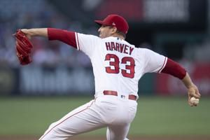 Angels give up on Matt Harvey, drop pitcher from roster