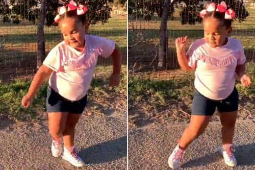 Tiny dancer is taking the internet by storm, thanks to Lizzo