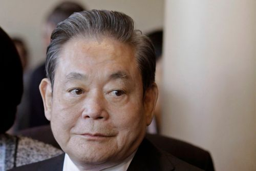 Lee Kun-Hee, chairman of Samsung, dead at 78