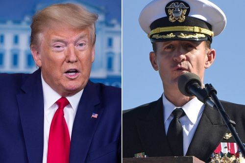Trump 'may look into' case of ousted Navy captain Brett Crozier
