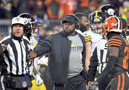 Mike Tomlin on Browns melee: 'Ugly for the game of football'