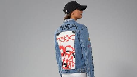 'I wish this was a joke': Fans mock fashion faux pas as Canada Olympic team embraces denim stereotype