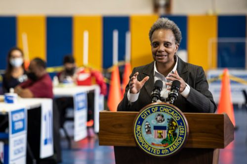 Mayor Lightfoot and CDPH announce plan to ensure equity in vaccine distribution