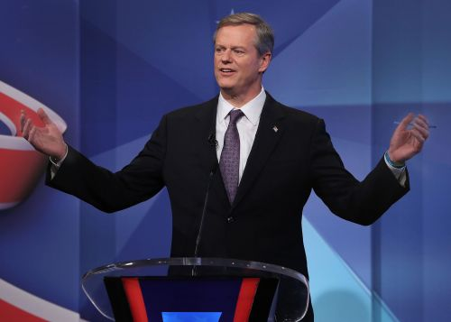 Gov. Baker proposes tax hike to help towns address climate change