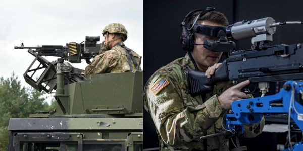 This awesome tech lets US soldiers learn to fire a heavy machine gun before they ever set foot on a range