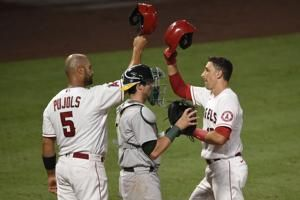 Bundy dazzles A's, Castro leads Halos' HR barrage in 6-0 win