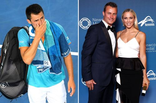Bernard Tomic, Lleyton Hewitt tennis war escalates: wife threats, blackmail