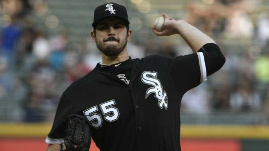White Sox's Carlos Rodon completes no-hitter after losing perfect game in 9th to HBP