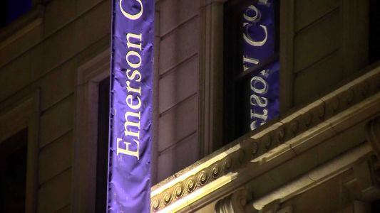 Emerson requiring COVID-19 vaccination for all on-campus students this fall