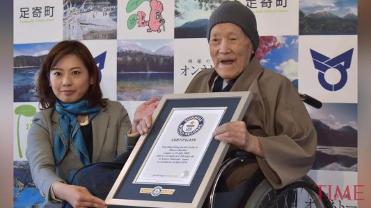 World's oldest man dies in Japan at age 113