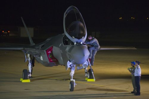 Israel boasts that it's become the first country to carry out air strikes with F-35 stealth fighter