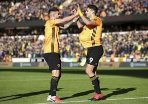 In-form Jota scores 2 as Wolves beats Norwich 3-0 in EPL