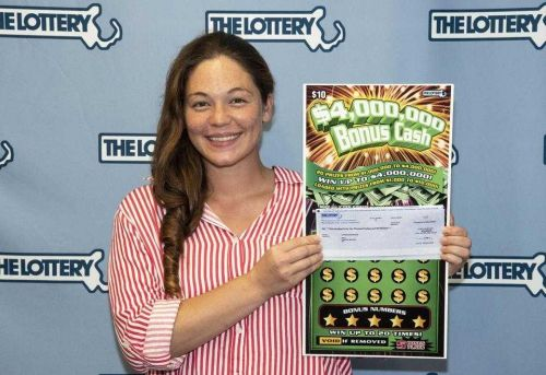 'She was shaking': 26-year-old strikes it rich with $4 million lottery ticket