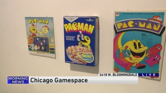 'Chicago Gamespace' offers interactive look at video game history