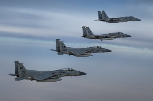 US builds intermilitary relationship with RSAF