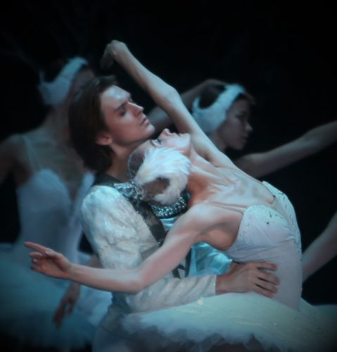Behind the scenes in the career of a prima ballerina