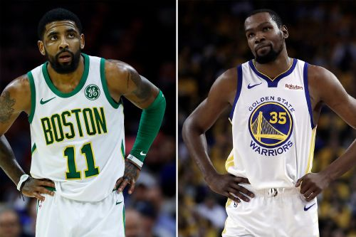 Nets could be punished for possible Durant, Irving misdeed