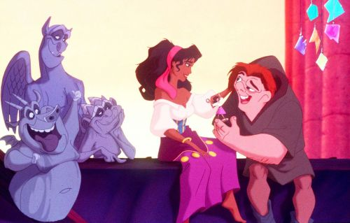 A Live-Action Version of Disney's Hunchback of Notre Dame Is Headed to the Silver Screen