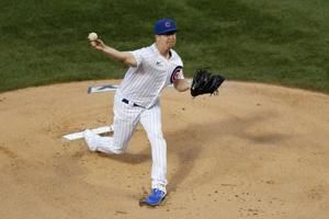 Bryant homers, Mills shines as surging Cubs beat Royals 2-0