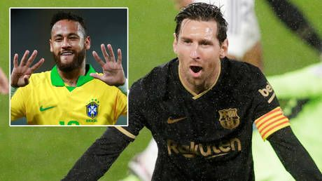 Vote Messi: Barcelona stadium could be RENAMED after Leo as presidential candidate promises to sign Neymar IF striker ends lawsuit