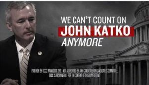 NEW DCCC TV AD in NY-24: We Can't Count on John Katko Anymore