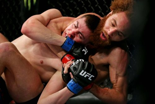 Luis Pena: People will see 'Violent Bob Ross' they've been waiting for at UFC on ESPN 22