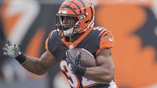 Former Bengals RB Walton arrested again