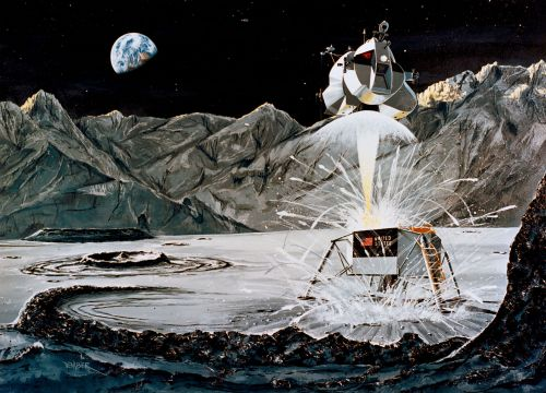 Apollo 11 Flight Log, July 21, 1969: Launching from the Moon