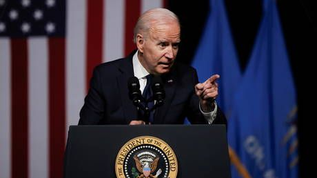 Biden prohibits U.S. investment in 59 Chinese companies allegedly tied to military, surveillance