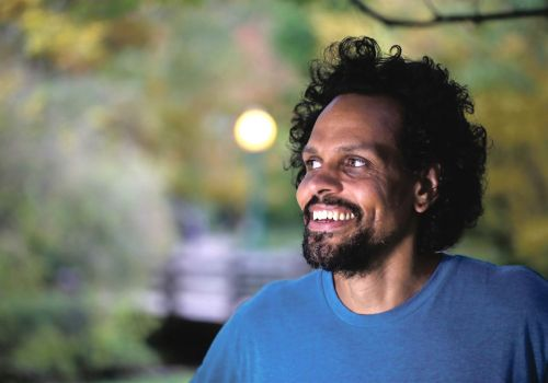 Ross Gay demonstrates the joy of the written text