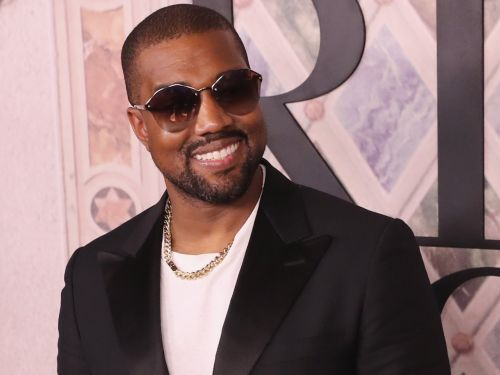 Kanye West announces the release of a new album, an apparent follow-up to his 2013 album 'Yeezus'