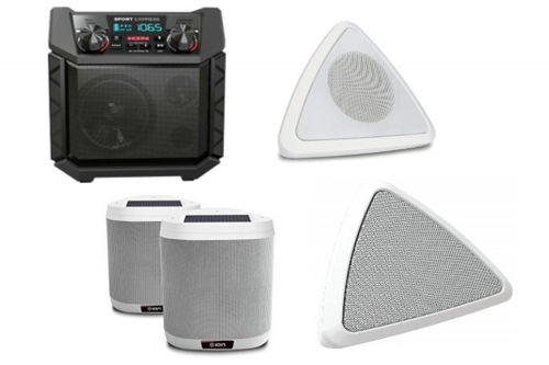 Portable speakers recalled because they keep exploding