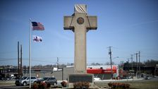 Supreme Court Rules 40-Foot Cross On Public Land Does Not Violate Constitution