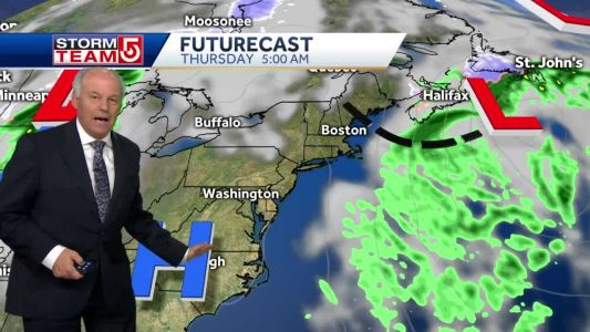 Video: Sunshine returns Thursday; Storm could impact part of weekend