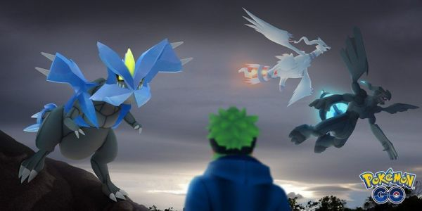 Kyurem is back in Pokémon Go for December 2020