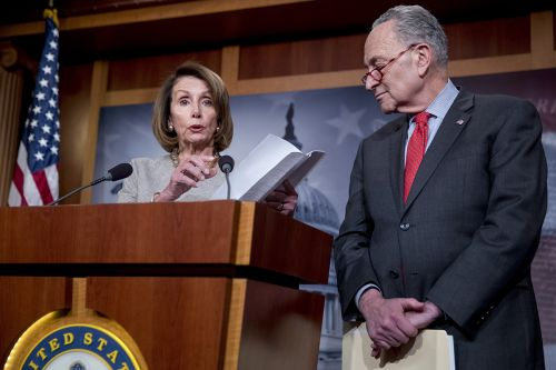 Pelosi, Schumer to meet with Trump on infrastructure next week
