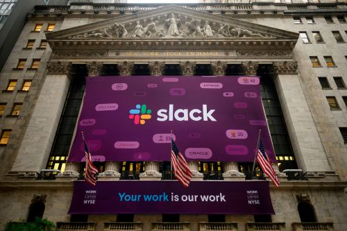 Salesforce is buying workplace chat app Slack for $27.7 billion