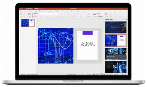 PowerPoint gains an AI-powered presenter coach and beefed-up design suggestions