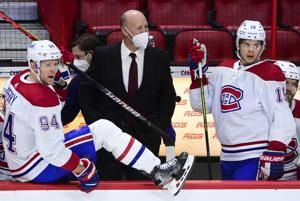 Canadiens fire coach Claude Julien amid losing str