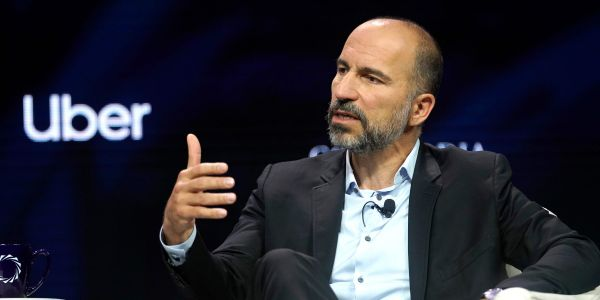 Uber jumps 4% after reporting record bookings for March driven by delivery business