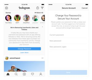 Instagram Cracking Down On Fake Likes, Comments, Follows