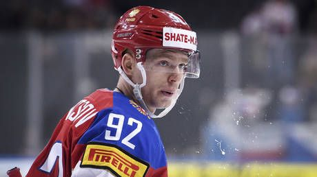 Russian NHL star Kuznetsov handed 4-year ban for positive cocaine test