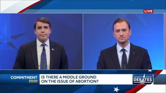 2020 NH 1st District debate: Is there a middle ground on abortion?