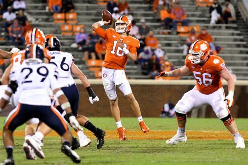 Trevor Lawrence return has to wait as Clemson game is postponed