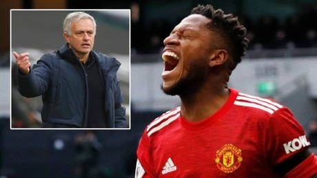 'Another big loss': Manchester United pile the pressure on Spurs as boss Jose Mourinho is outwitted by old club in Premier League